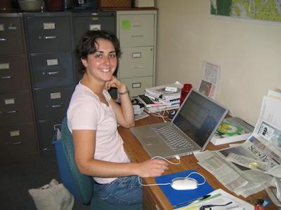 People_Elizabeth Deliso, Research Associate