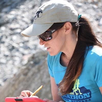 People_Rebecca Watters, Research Associate
