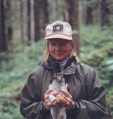 People_Susan Patla, Research Associate